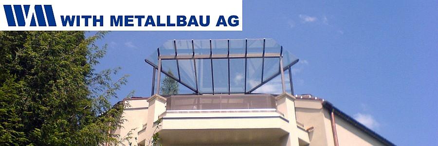 With Metallbau AG - Die Faszination Wintergarten